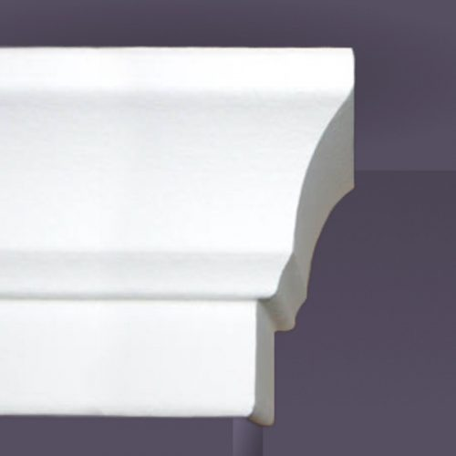 Style 1 | Flat Back | Foam Crown Molding