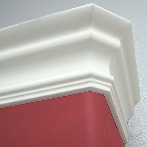 Bullnose Corner Crown Molding Solutions, How To Install Crown Moulding On Rounded Corners