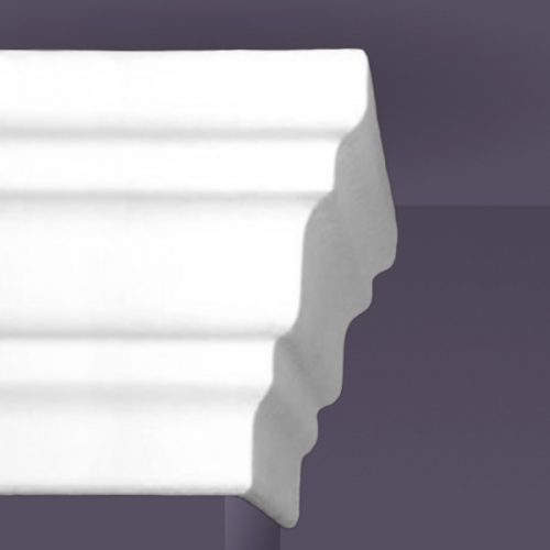 Style 3 | Flat Back | Foam Crown Molding