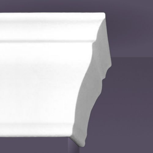 Style 6 | Flat Back | Foam Crown Molding