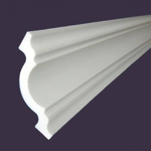 Style NM10 | 8 Ft Length | Foam Molding | Foam Crown Molding
